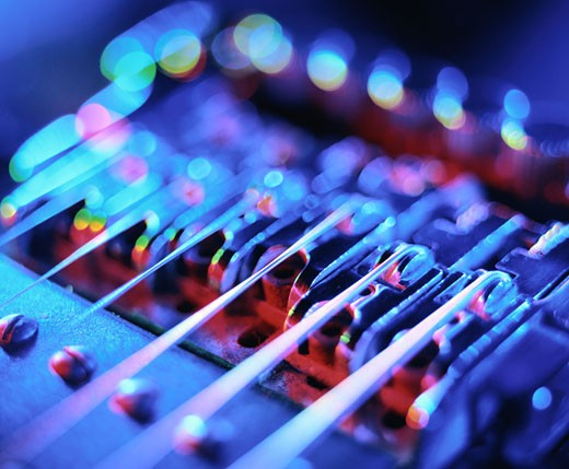 Electric Guitar Bridge : Stock Photo