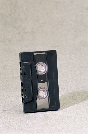 Audio Cassette Tape : Stock Photo