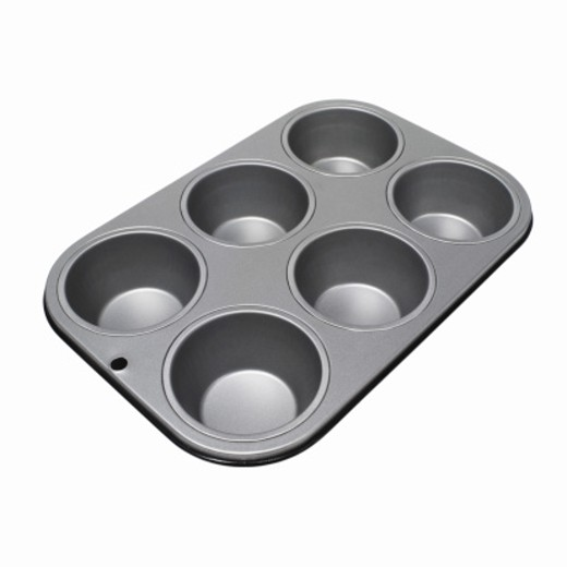 Elevated view of a baking tray : Stock Photo