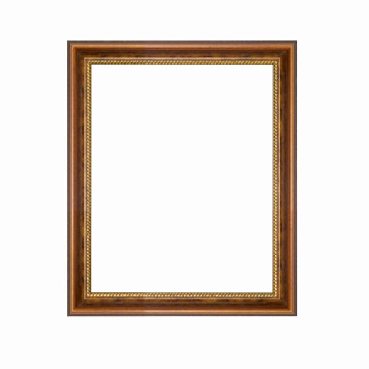 Stock Photo: 1491R-1068722 Close up of a picture frame