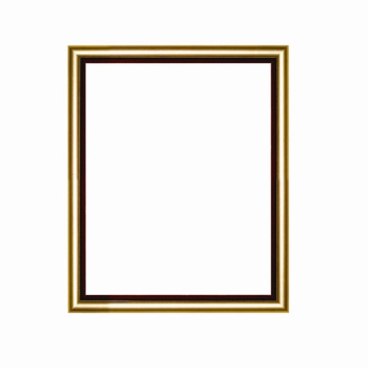 Stock Photo: 1491R-1068727 Close up of a picture frame