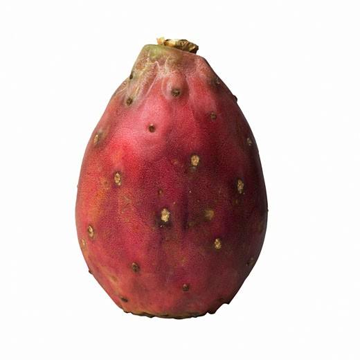 Close-up of a cactus pear : Stock Photo