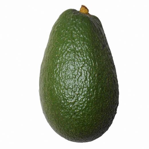 Close-up of an avocado : Stock Photo