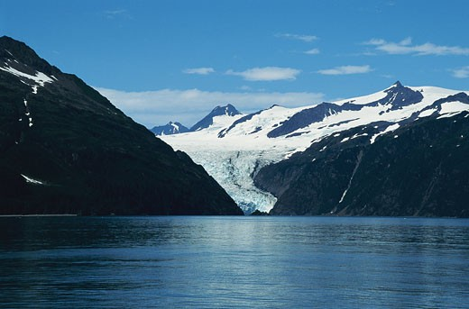 Arctic Landscape : Stock Photo