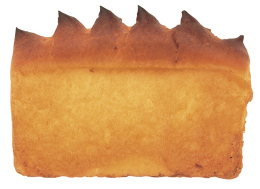 Close-up of a loaf of bread : Stock Photo