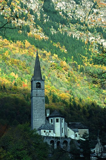 church, Italy : Stock Photo