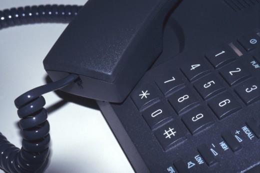 telephone : Stock Photo