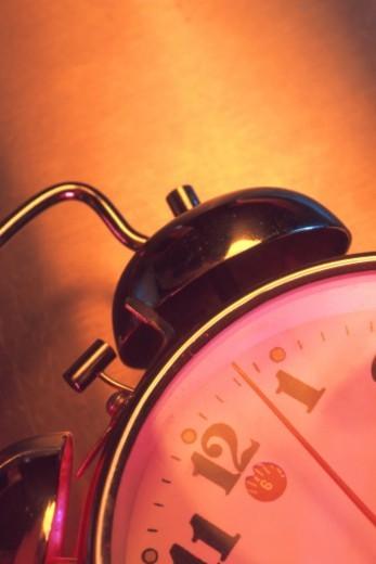 Stock Photo: 1491R-1142941 alarm clock