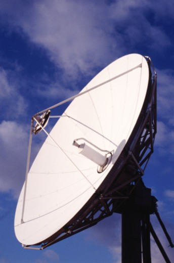 dish aerial : Stock Photo