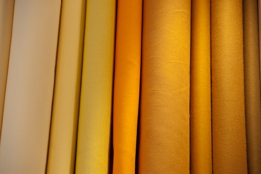 Stock Photo: 1491R-1164990 Images of wool and various fabrics