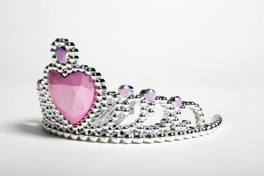 Toy princess crown. : Stock Photo