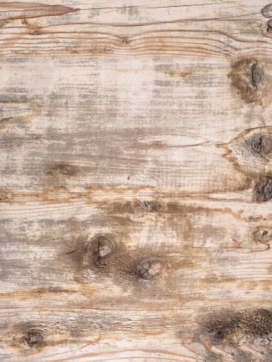 Stock Photo: 1491R-1176332 Old wooden surface shot full frame, vertical