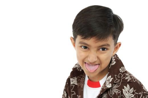 Stock Photo: 1491R-1191046 Portrait of a boy