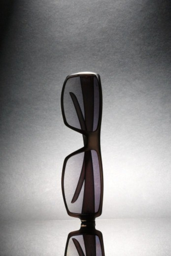 Stock Photo: 1491R-1193472 Close up of sunglasses