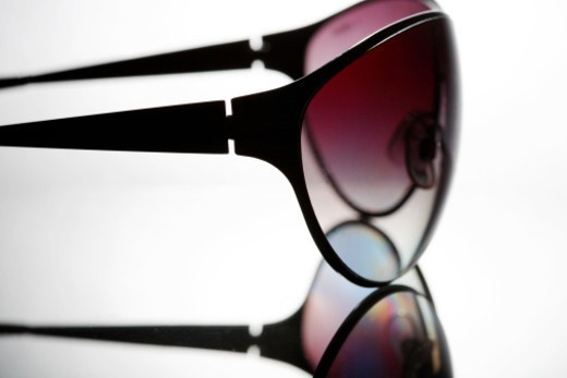 Close up of sunglasses : Stock Photo