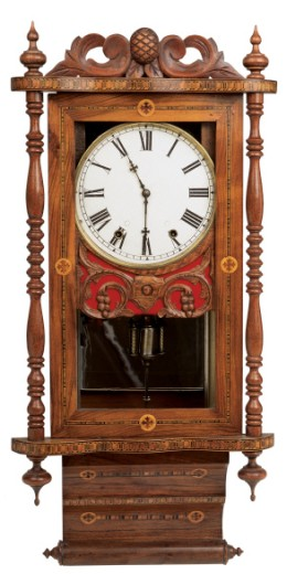 antique clock : Stock Photo