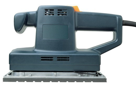 Stock Photo: 1491R-30027 an electric sander