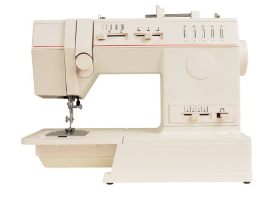 an electronic sewing machine : Stock Photo
