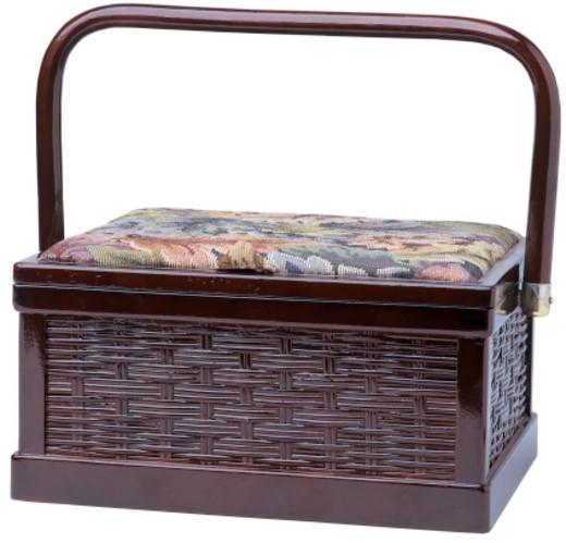 Stock Photo: 1491R-33031 wicker basket