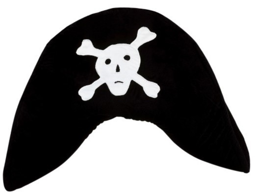 Stock Photo: 1491R-33077 a pirates hat
