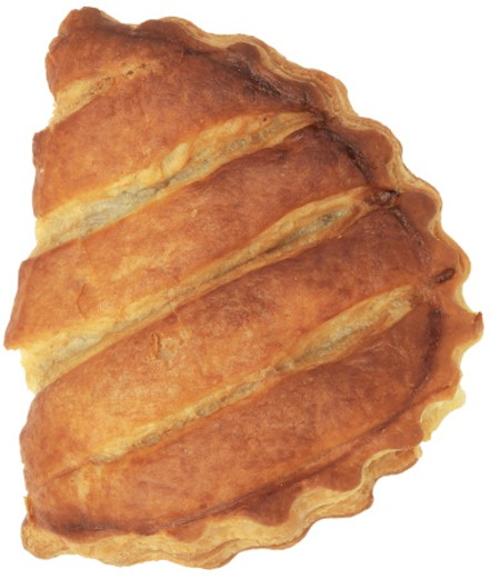 close-up of puff pastry : Stock Photo