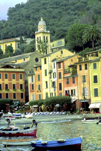 Stock Photo: 1495-166 Portofino