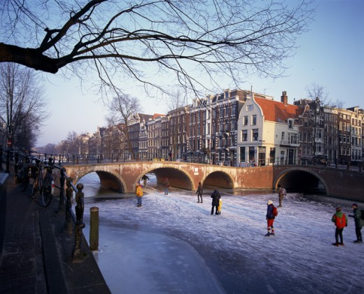Stock Photo: 1497-373 Emperor's Canal
