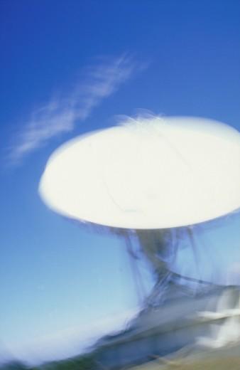 Telecommunications  Antenna : Stock Photo