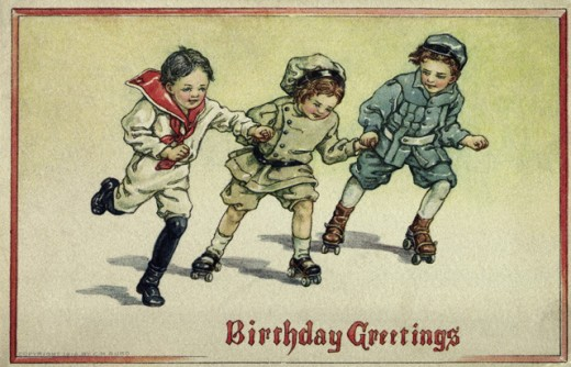 Birthday Greetings