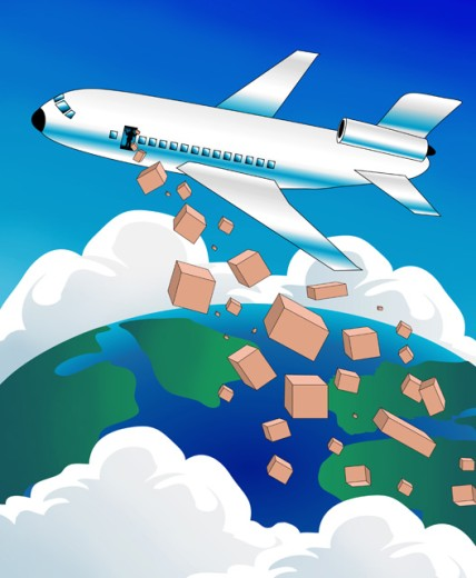 Stock Photo: 1501-201 Air Mail