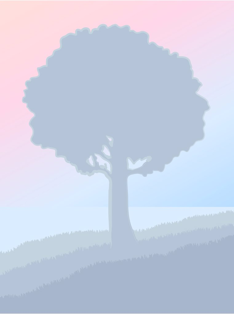 Solitude, illustration : Stock Photo
