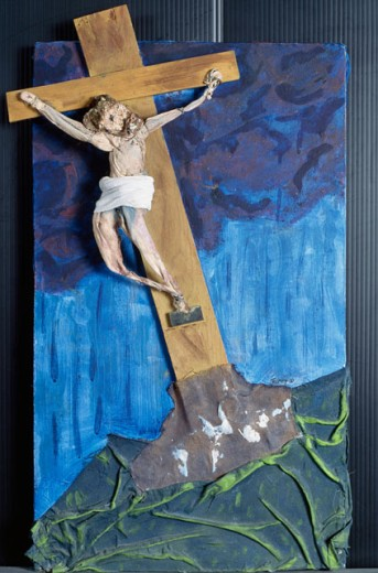 Crucifixion in 3D