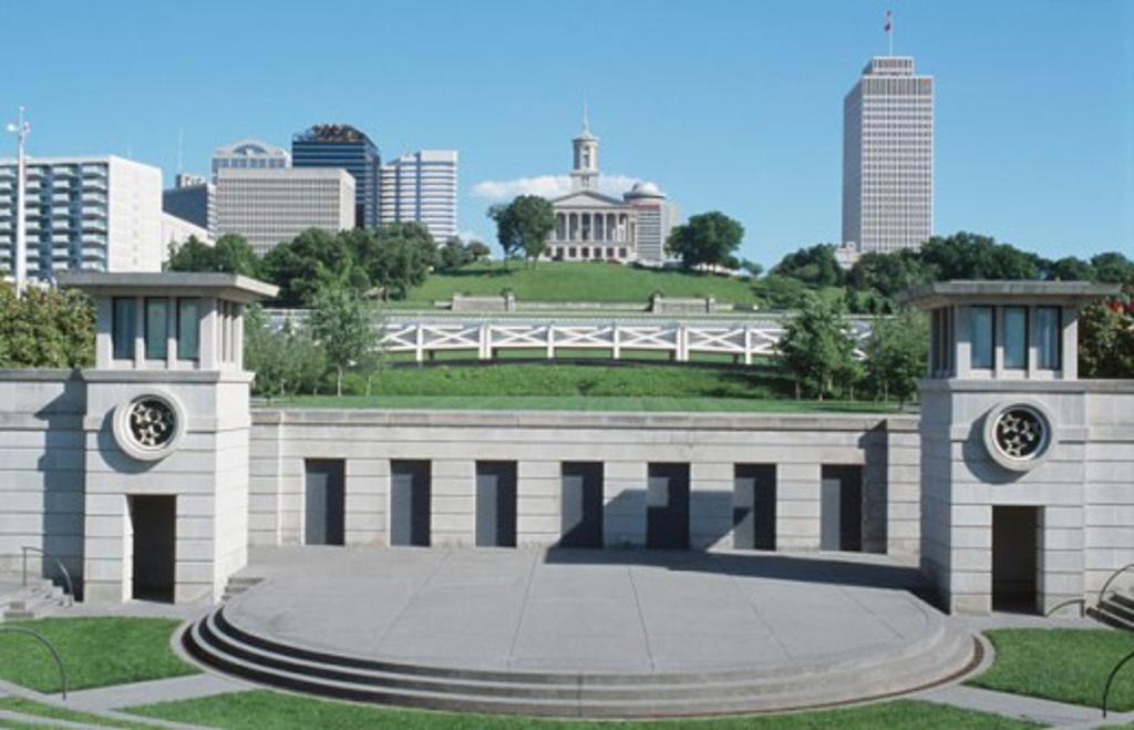 Stock Photo: 1505-126 Nashville Tennessee USA