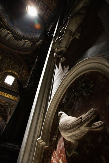 Stock Photo: 1525R-102089 St. Peter's Basilica.