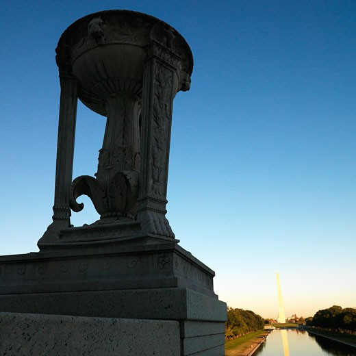 Washington Monument in Washington, DC, USA. : Stock Photo