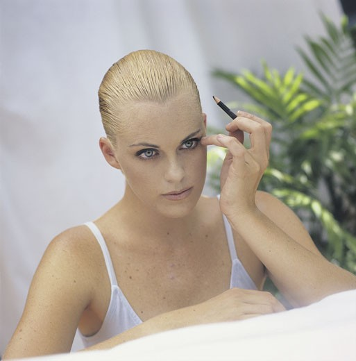 Stock Photo: 1525R-1046 woman