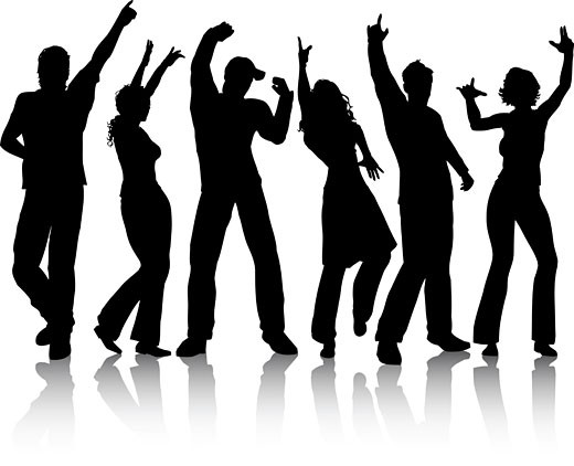 Dancers  : Stock Photo