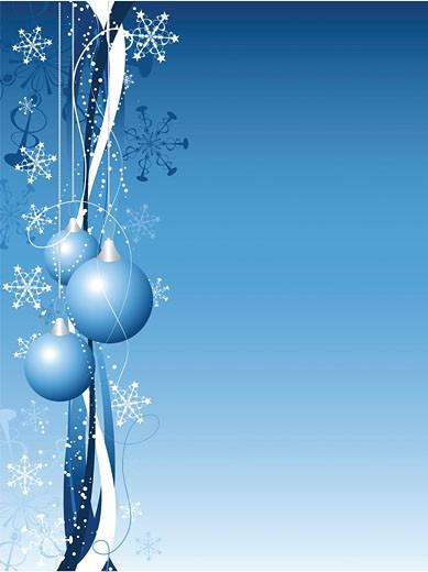 Christmas abstract : Stock Photo