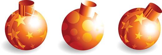 Stock Photo: 1525R-119781 christmas ball