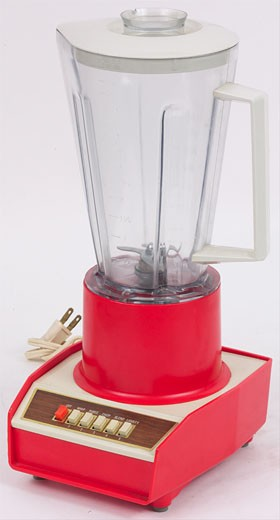 Red blender L2 : Stock Photo