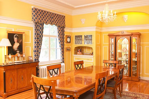 Dining room BE 1 : Stock Photo