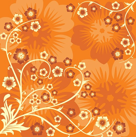 Spring background, vector : Stock Photo