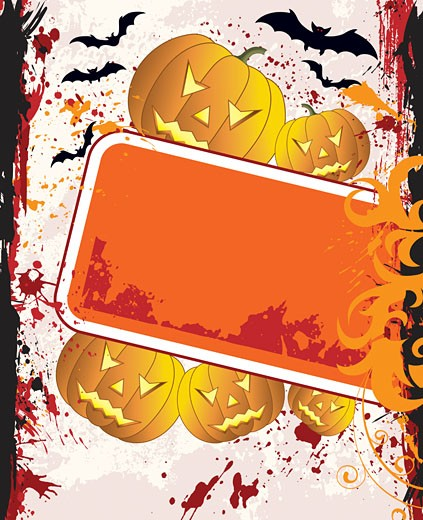 Halloween background : Stock Photo