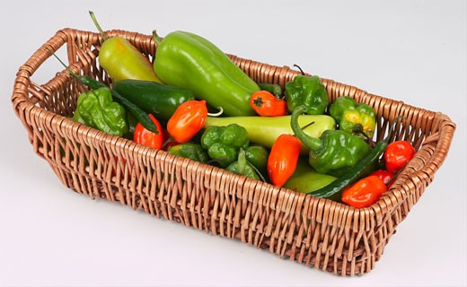 Stock Photo: 1525R-14826 mixed vegetables