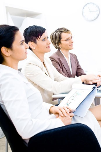 Business Training : Stock Photo