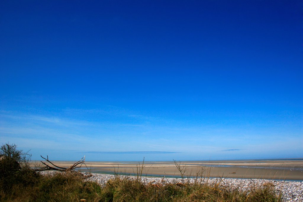 Stock Photo: 1525R-190499 Picardie, Baie de Somme, France
