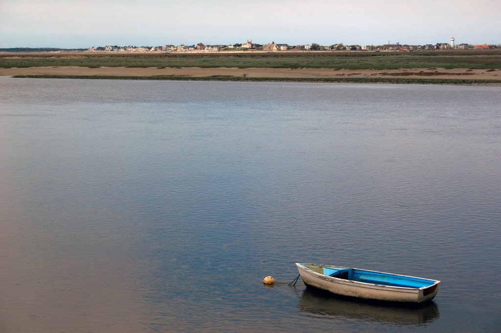 Picardie, Baie de Somme, France : Stock Photo