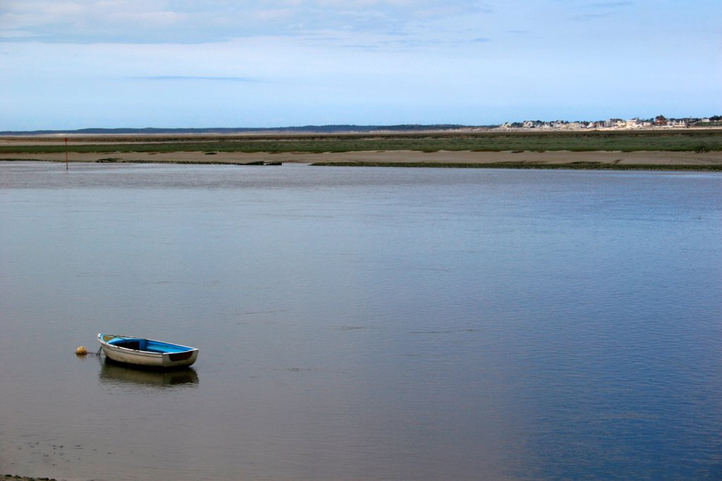 Stock Photo: 1525R-190621 Picardie, Baie de Somme, France