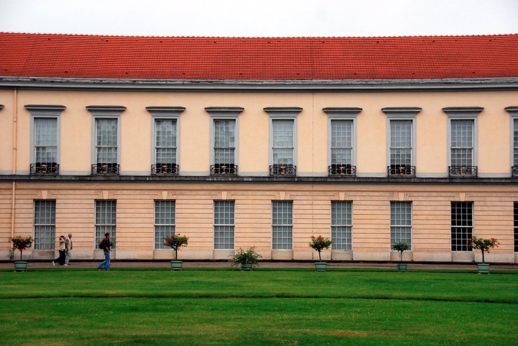 Stock Photo: 1525R-192096 Charlottenburg Palace, Berlin
