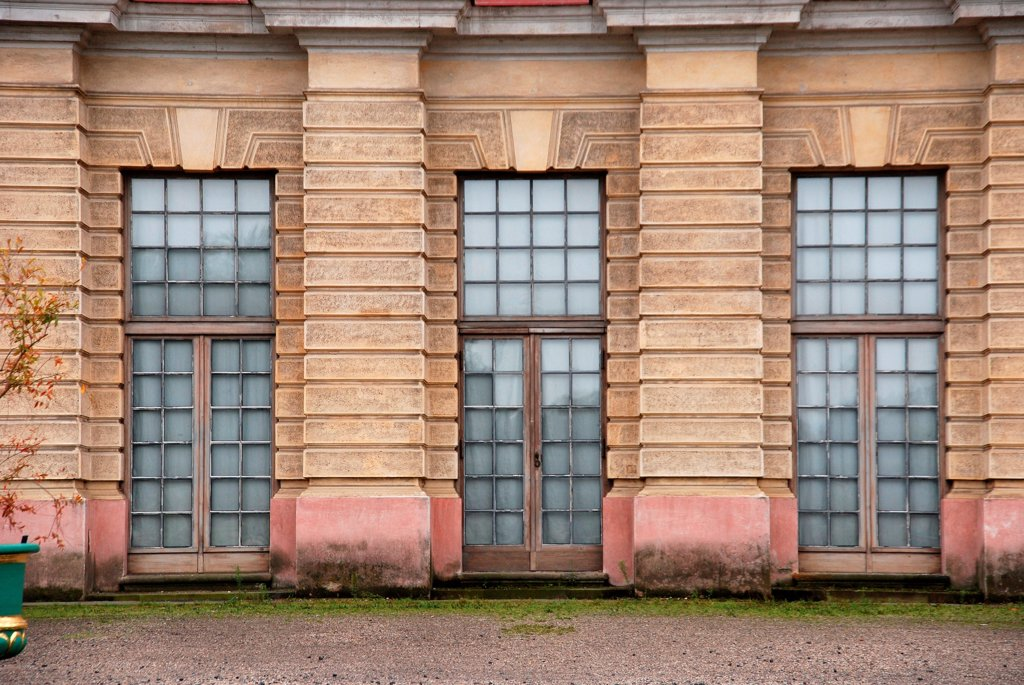 Charlottenburg Palace, Berlin : Stock Photo